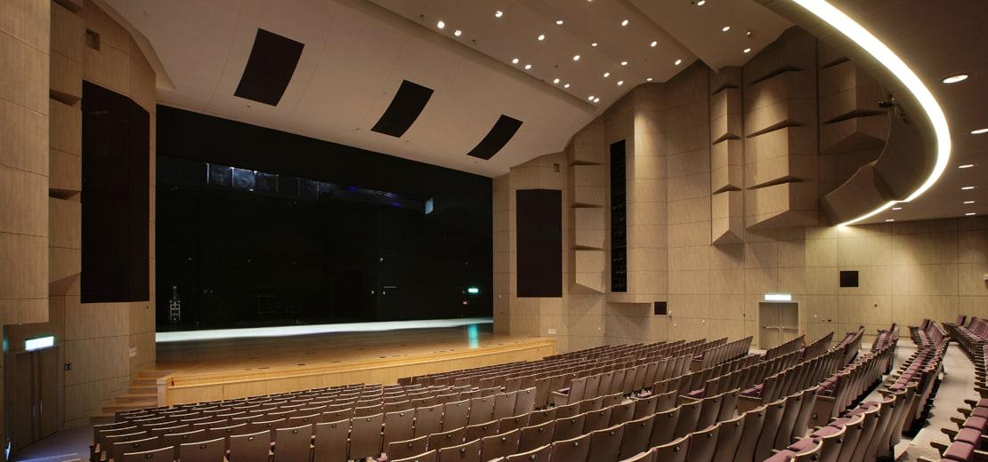 苗北藝文中心-演藝廳 1F